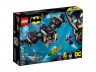 LEGO DC Comics™ Super Heroes Łódź podwodna Batmana™ 76116