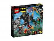 LEGO 76117 DC Comics™ Super Heroes Mech Batmana™ kontra mech Trującego Bluszcza™