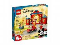 LEGO Disney 10776 Remiza i wóz strażacki Myszki Miki i przyjaciół