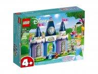LEGO Disney Przyjęcie w zamku Kopciuszka 43178