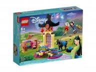 LEGO 43182 Disney Teren szkolenia Mulan