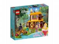 LEGO 43188 Leśna chatka Aurory