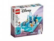 LEGO Disney 43189 Książka z przygodami Elsy i Nokka