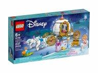 LEGO Disney 43192 Królewski powóz Kopciuszka