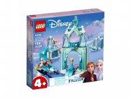 LEGO 43194 Lodowa kraina czarów Anny i Elsy