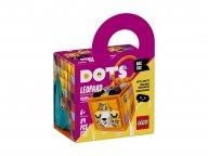 LEGO DOTS Zawieszka z leopardem 41929