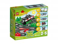 LEGO 10506 Duplo® Tory kolejowe