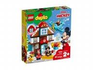 LEGO Duplo® Domek wakacyjny Mikiego 10889
