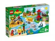 LEGO 10907 Zwierzęta świata