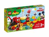 LEGO 10941 Duplo® Urodzinowy pociąg myszek Miki i Minnie