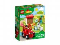 LEGO 10950 Duplo Traktor i zwierzęta gospodarskie