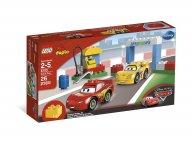 LEGO 6133 Dzień wyścigów