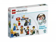 LEGO Education Community Minifigure Set 45022