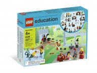LEGO 9349 Education Fairytale and Historic Minifigure Set