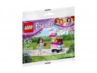 LEGO 30396 Friends Stoisko z babeczkami
