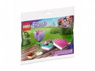 LEGO Friends 30411 Bombonierka i kwiaty