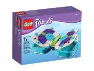 LEGO 40156 Friends Organizator-motylek