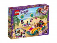 LEGO Friends 41390 Samochód i scena Andrei