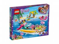 LEGO Friends 41433 Łódź imprezowa