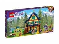 LEGO Friends Leśne centrum jeździeckie 41683