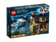 LEGO 75968 Harry Potter™ Privet Drive 4