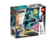 LEGO Hidden Side 40336 Bar z sokami w Newbury