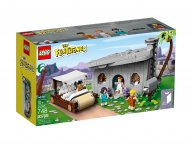 LEGO 21316 Ideas Flintstonowie