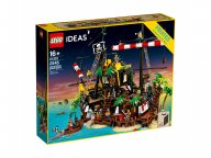 LEGO Ideas 21322 Piraci z Zatoki Barakud