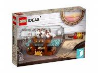 LEGO 92177 Ideas Statek w butelce