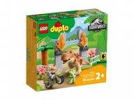 LEGO 10939 Ucieczka tyranozaura i triceratopsa