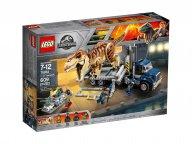 LEGO Jurassic World™ 75933 Transport tyranozaura