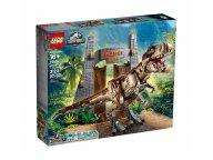 LEGO Jurassic World Park Jurajski: atak tyranozaura 75936
