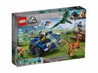 LEGO 75940 Jurassic World Gallimim i pteranodon: ucieczka