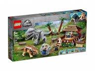 LEGO Jurassic World™ Indominus Rex kontra ankylozaur 75941