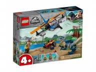 LEGO Jurassic World Welociraptor: na ratunek dwupłatowcem 75942
