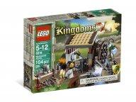 LEGO 6918 Kingdoms Blacksmith Attack