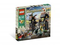 LEGO Kingdoms Escape from Dragon's Prison 7187