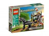 LEGO Kingdoms 7949 Ratunek z powozu więziennego