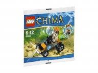 LEGO 30253 Leonidas' Jungle Dragster