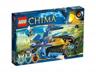 LEGO Legends of Chima™ Equila's Ultra Striker 70013