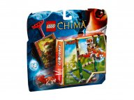 LEGO Legends of Chima™ 70111 Skok przez bagno