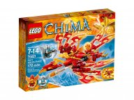 LEGO 70221 Pojazd Flinxa