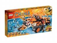 LEGO Legends of Chima™ 70224 Lotny oddział Tigera