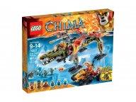 LEGO 70227 Ucieczka króla Crominusa