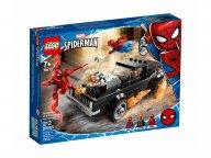 LEGO 76173 Marvel™ Spider-Man i Upiorny Jeździec kontra Carnage