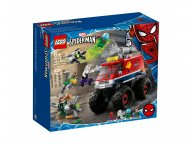LEGO 76174 Marvel Monster truck Spider-Mana kontra Mysterio