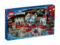 LEGO 76175 Atak na kryjówkę Spider-Mana