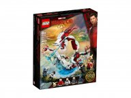 LEGO Marvel Bitwa w Starożytnej Wiosce 76177