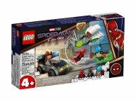 LEGO 76184 Marvel Spider-Man kontra Mysterio i jego dron