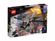 LEGO Marvel 76186 Helikopter Czarnej Pantery